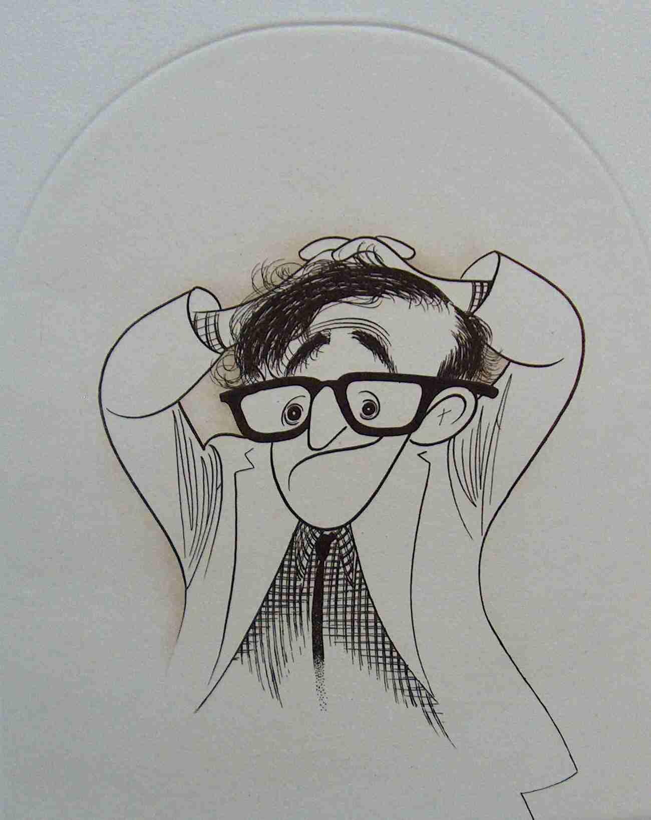 Woody Allen - Picture Actress